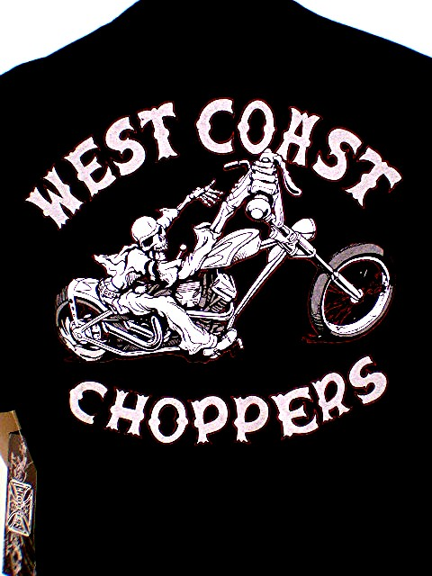 WCC West Coast Choppers Shirt Dawg Tee