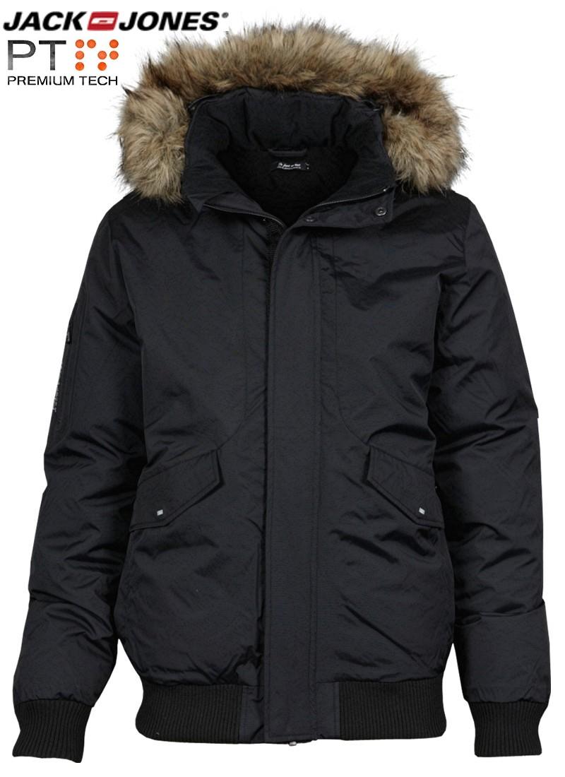 jack jones tech herren winterjacke jacke daunen blouson new net jacket ebay. Black Bedroom Furniture Sets. Home Design Ideas