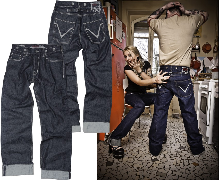king kerosin biker kevlar jeans roadking motorrad hose ebay. Black Bedroom Furniture Sets. Home Design Ideas
